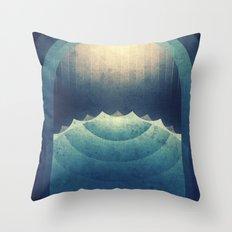 Europa - The Great Lakes Throw Pillow