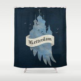 Ketterdam Shower Curtain