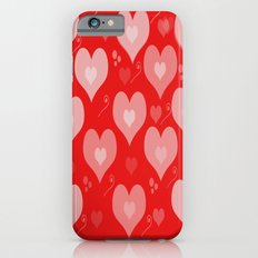Heart Abstract Slim Case iPhone 6s