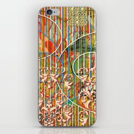 Being for the Benefit of Mr. Liddell's Daughters iPhone Skin