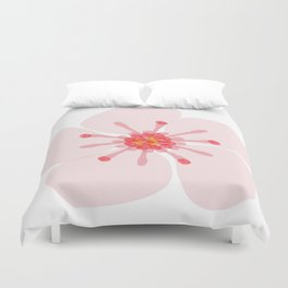 Sakura flower Duvet Cover