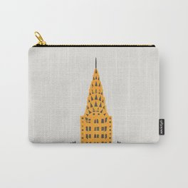 Chrysler Building New York Carry-All Pouch