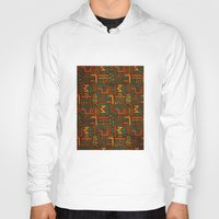 african Hoodies featuring African by Arcturus