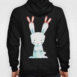 Four Eared Bunny Hoody