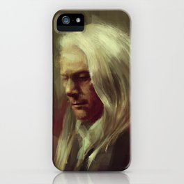Lucius iPhone Case