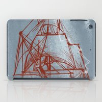 boston iPad Cases featuring Boston by LizSchafroth