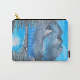 """""""Frozen in Time"""" Carry-All Pouch"""