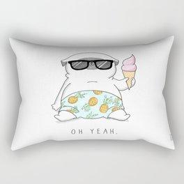 Oh Yeah Rectangular Pillow