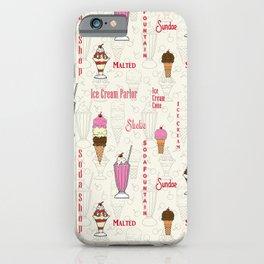 Ice Cream Dreams iPhone Case