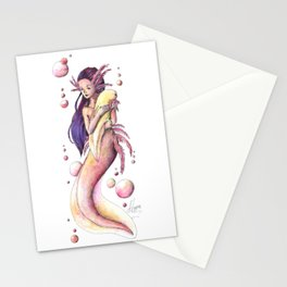 Mermaid 9 Stationery Cards