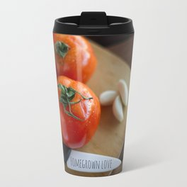Home-grown tasty tomatoes Travel Mug