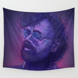 Terence Mckenna Wall Tapestry
