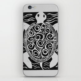 turtle iPhone Skin