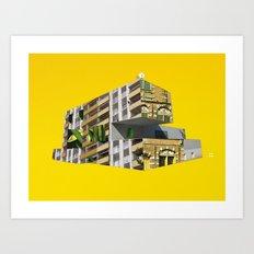 EXP 2 · 1 Art Print