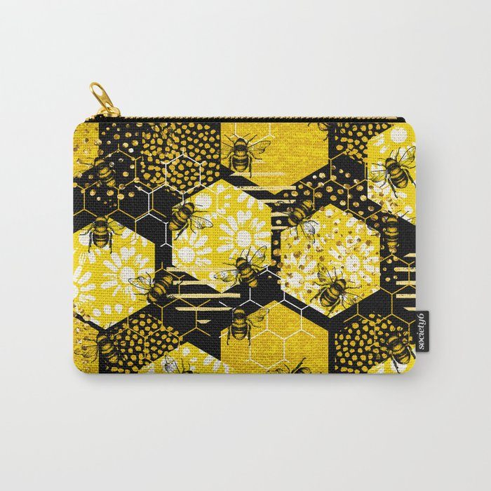 The Hive Carry-All Pouch
