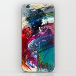 Storm Chaotic iPhone Skin
