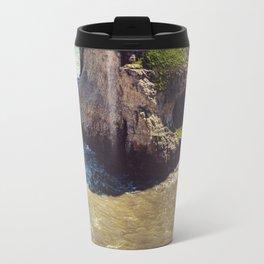 Shark Fin Cove Broad Day Travel Mug