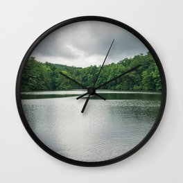 Before the Storm Wall Clock