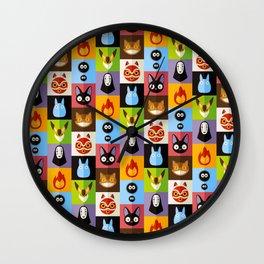 Miyazaki's Wall Clock