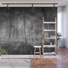 The Haunted Forest Wall Mural