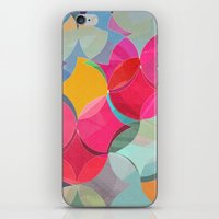 fifth harmony iPhone & iPod Skins featuring HARMONY by Julia Tomova