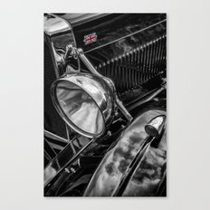 Classic Britsh MG Canvas Print