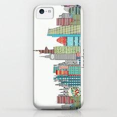 London city skyline  iPhone 5c Slim Case