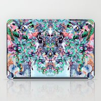 botanical iPad Cases featuring Botanical IV by RIZA PEKER
