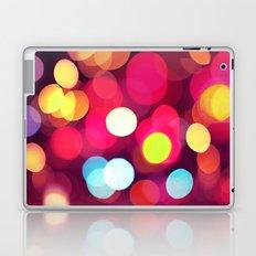 Pink Light Laptop & iPad Skin