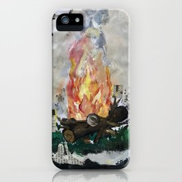 Fire iPhone Case