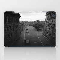 edinburgh iPad Cases featuring Edinburgh by Jane Lacey Smith