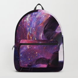 Tunnels in the space Backpack