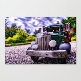 Overdrive Canvas Print
