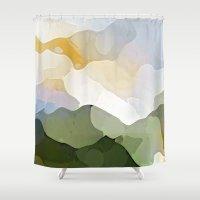 china Shower Curtains featuring China My China by Paul Kimble