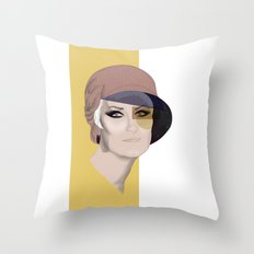 Marie Throw Pillow