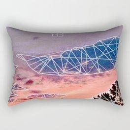 Tmbl & Mrge Rectangular Pillow