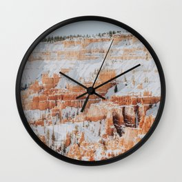Bryce Canyon VII / Utah Wall Clock