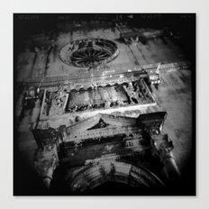 Midnight in Dubrovnik 03 Canvas Print