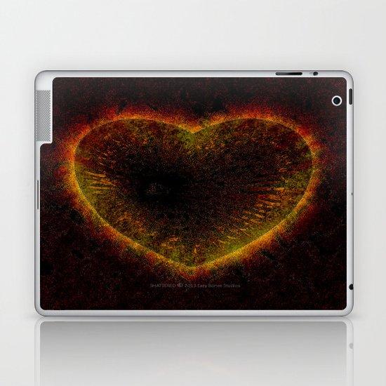 Shattered 014 Laptop & iPad Skin