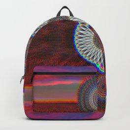 Three Mandalas Backpack