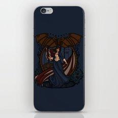Elizabeth Nouveau iPhone & iPod Skin