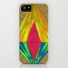 Diamond Light iPhone Case