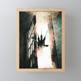 Never Sleep Again Framed Mini Art Print