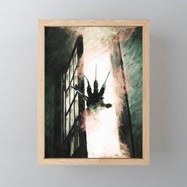 Never Sleep Again Framed Mini Art Print