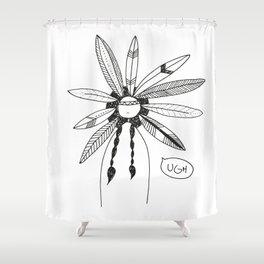 ugh Shower Curtain