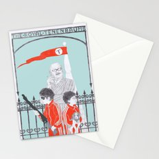 Me and Julio Down By The Schoolyard Stationery Cards