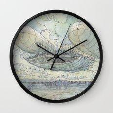Il Tappeto Volante Wall Clock