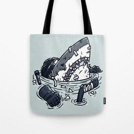 The Goon Shark Tote Bag