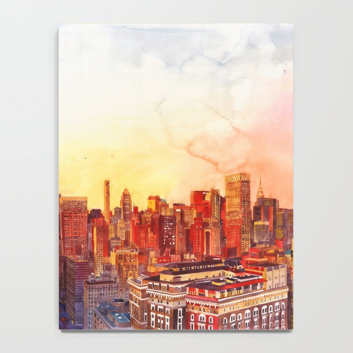 Sunshine in NYC Notebook