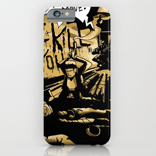 Want fries with that! iPhone & iPod Case